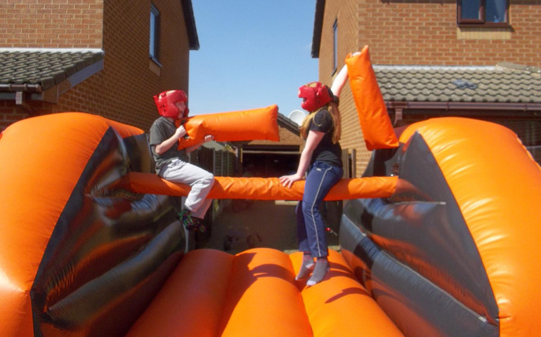 Pole Joust Inflatable