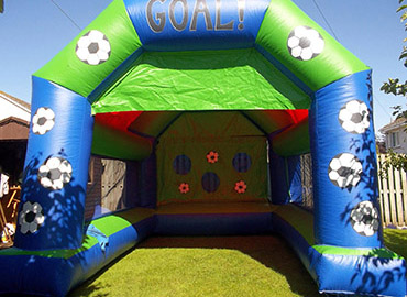 inflatable penalty shoot