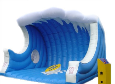 surf simulator inflatable